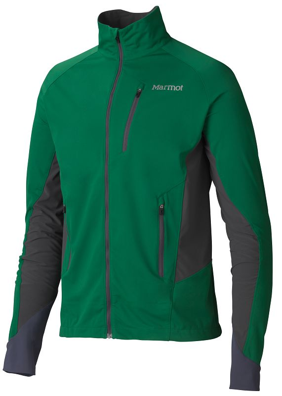 Marmot Fusion Jacket Rich Forest/Slate Grey-30