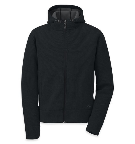 Outdoor Research Men´s Exit Hoody 001-BLACK-30