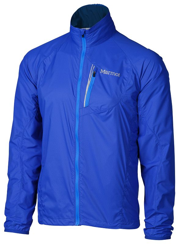 Marmot Aeris Jacket Dark Azure-30