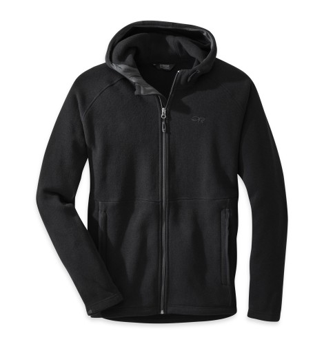 Outdoor Research Men´s Longhouse Hoody 001-BLACK-30