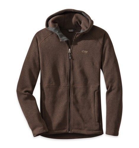 Outdoor Research Men´s Longhouse Hoody 820-EARTH-30