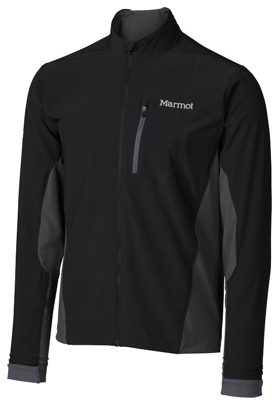 Marmot Stretch Light Jacket Black/Slate Grey-30