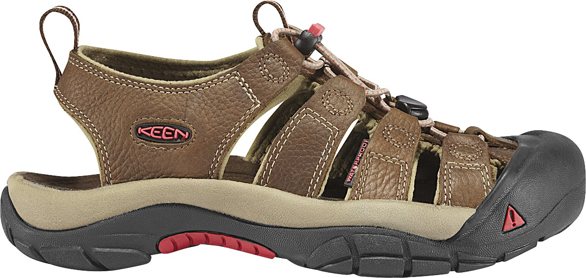Keen Newport Shitake / Baroque Rose (TUMBLED)-30