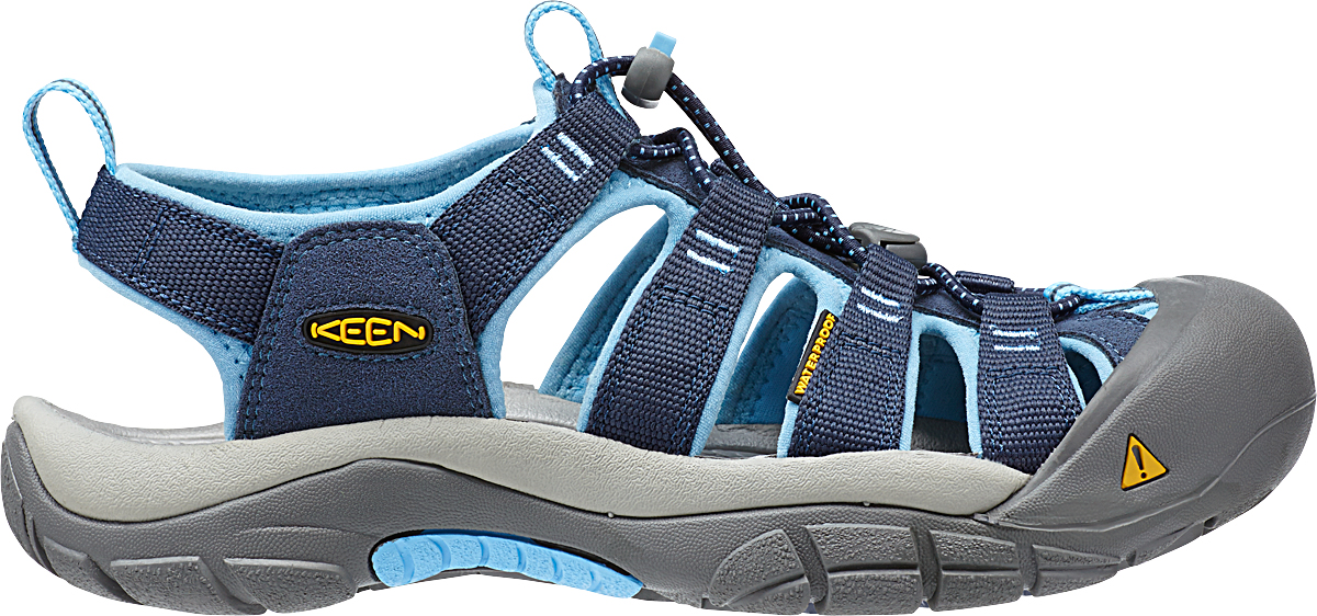 Keen Newport H2 Midnight Navy/Alaskan Blue-30