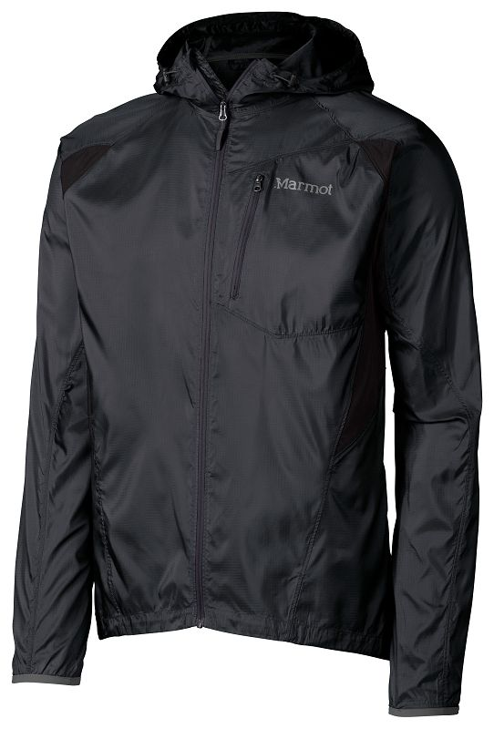 Marmot Trail Wind Hoody Black-30