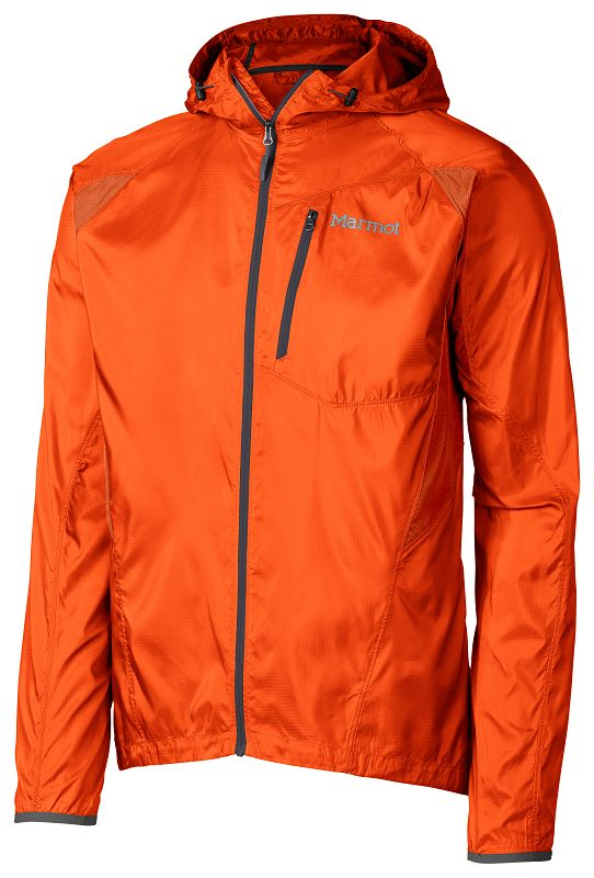 Marmot Trail Wind Hoody Blaze/Orange Haze-30