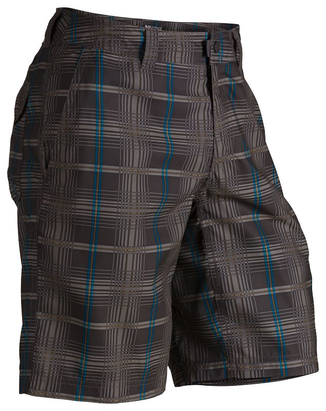 Marmot Adams Short Slate Grey-30