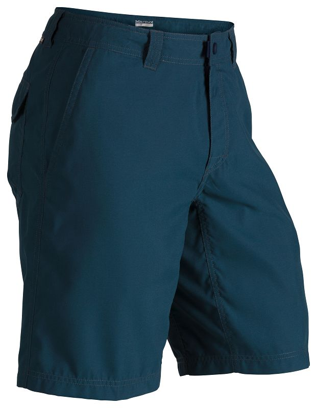Marmot Adams Short Heritage Blue-30