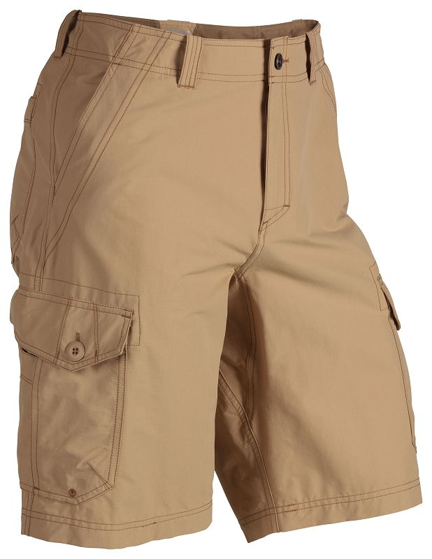 Marmot Hetch Cargo Short Dark Khaki-30