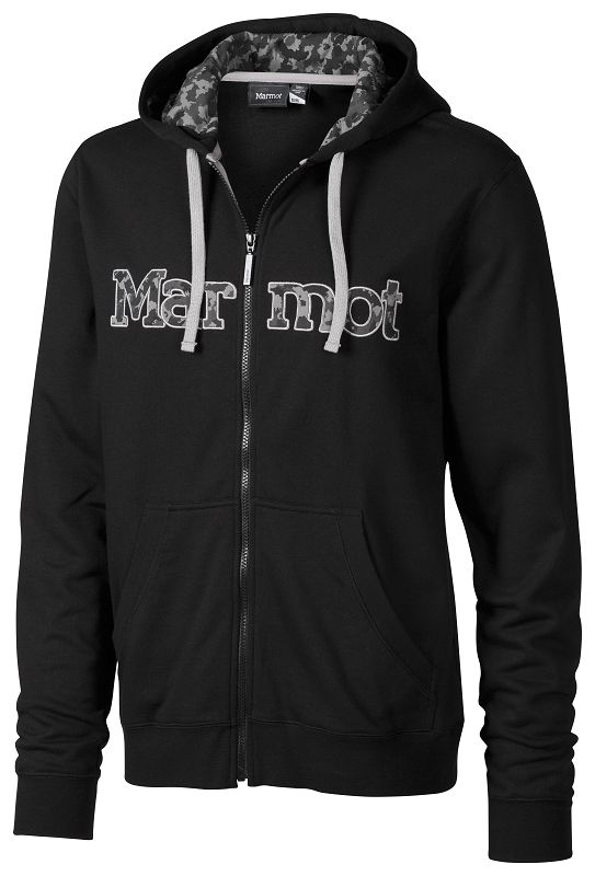 Marmot Westport Hoody Black-30