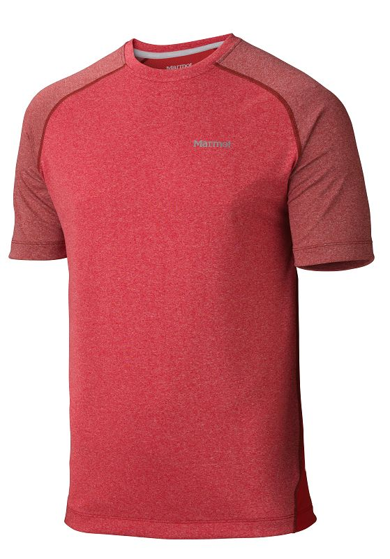 Marmot Mistral SS Team Red Heather-30
