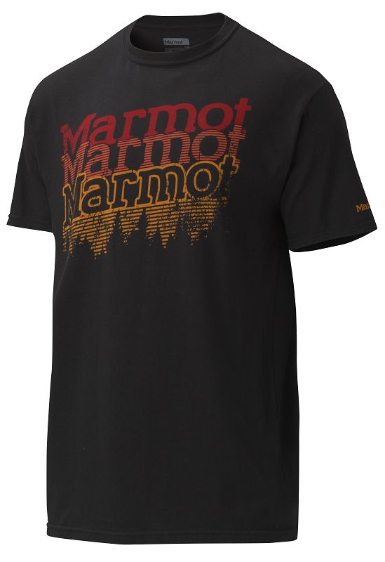 Marmot Pitch Tee SS Black-30