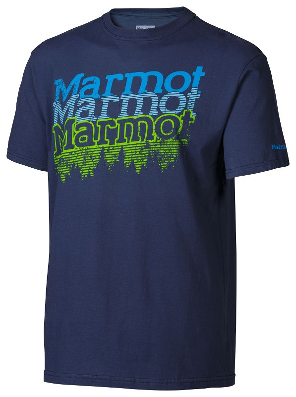 Marmot Pitch Tee SS Twilight-30