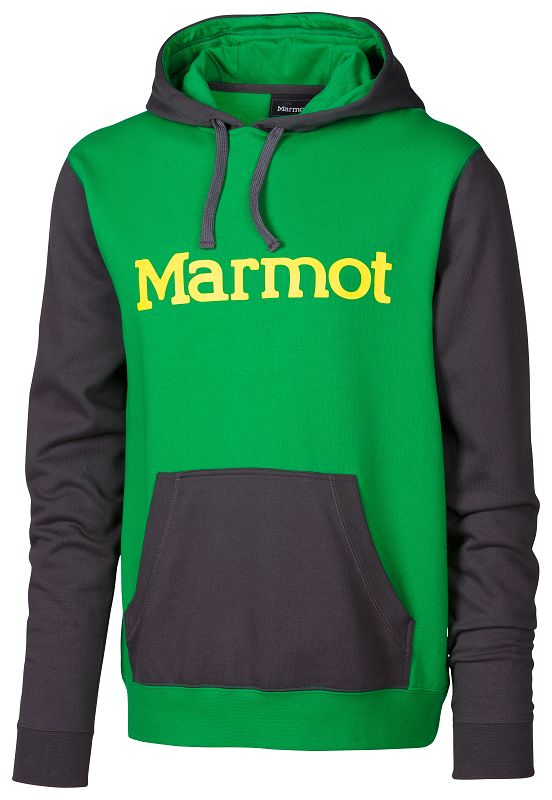 Marmot South Side Hoody Greenway/Slate Grey-30