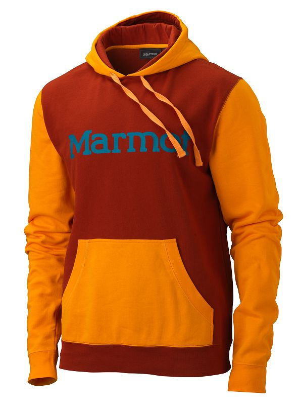 Marmot South Side Hoody Mahogany Rust/Alpenglow-30