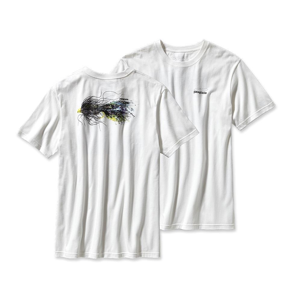 Patagonia Bugger Fly T-Shirt White-30