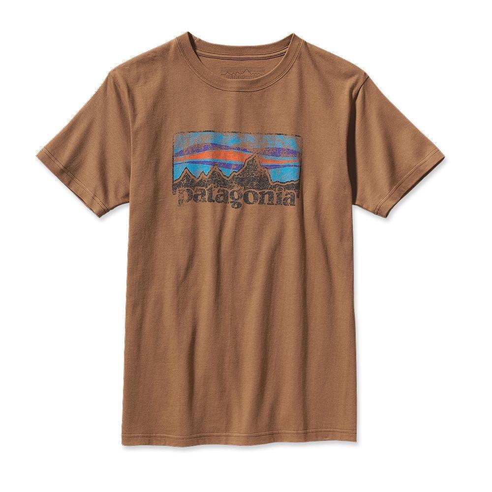 Patagonia Vintage 73 Logo T-Shirt Sepia Brown-30