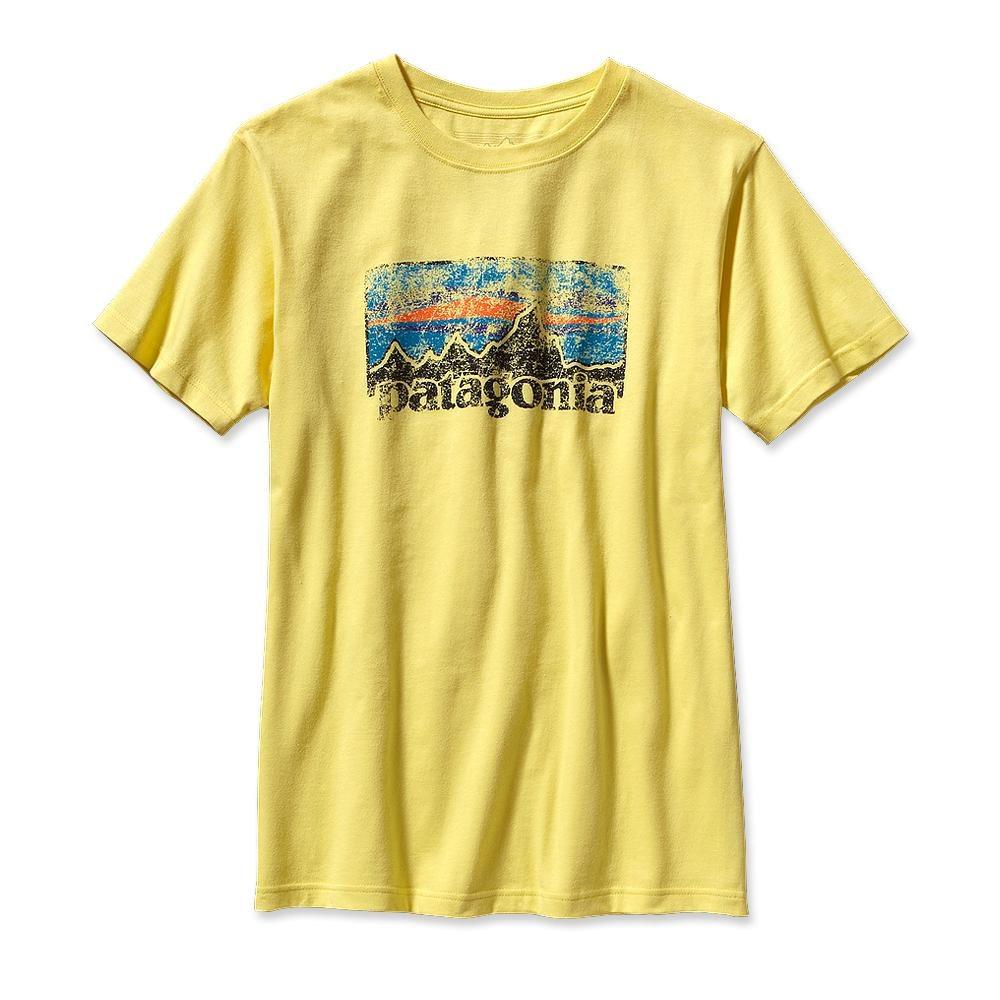 Patagonia Vintage 73 Logo T-Shirt Pineapple-30