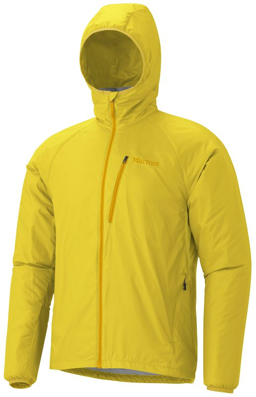 Marmot Ether DriClime Yellow Vapor-30