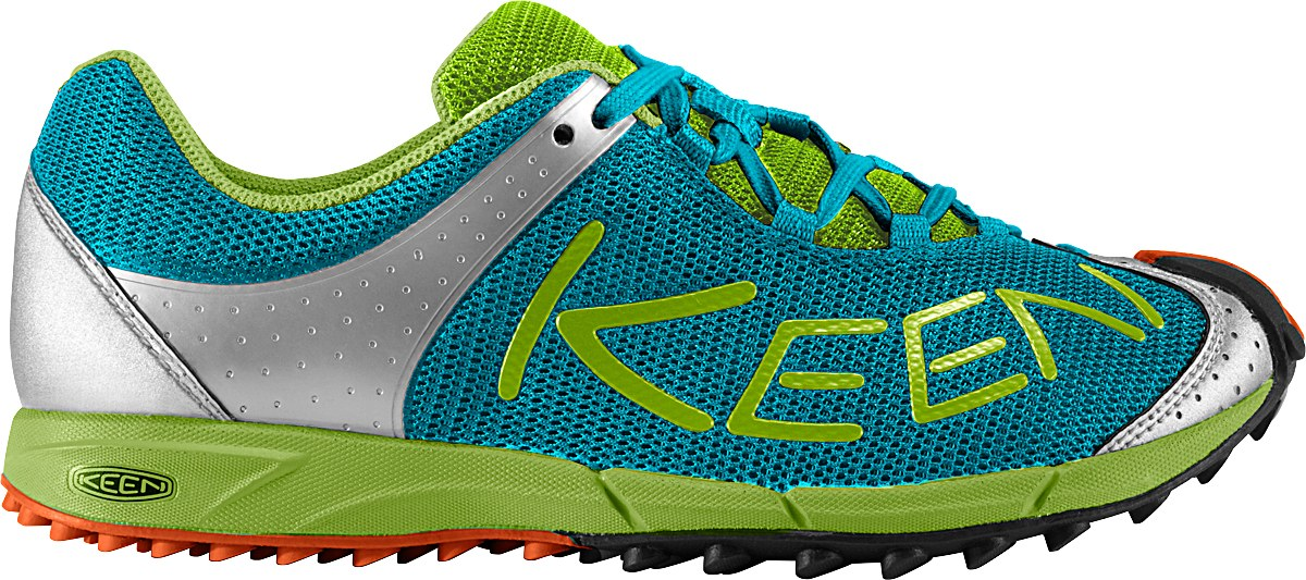 Keen A86 TR Capri Breeze/Green Glow-30