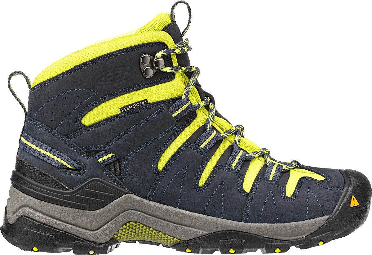Keen Gypsum MID Midnight Navy/Green Sheen-30