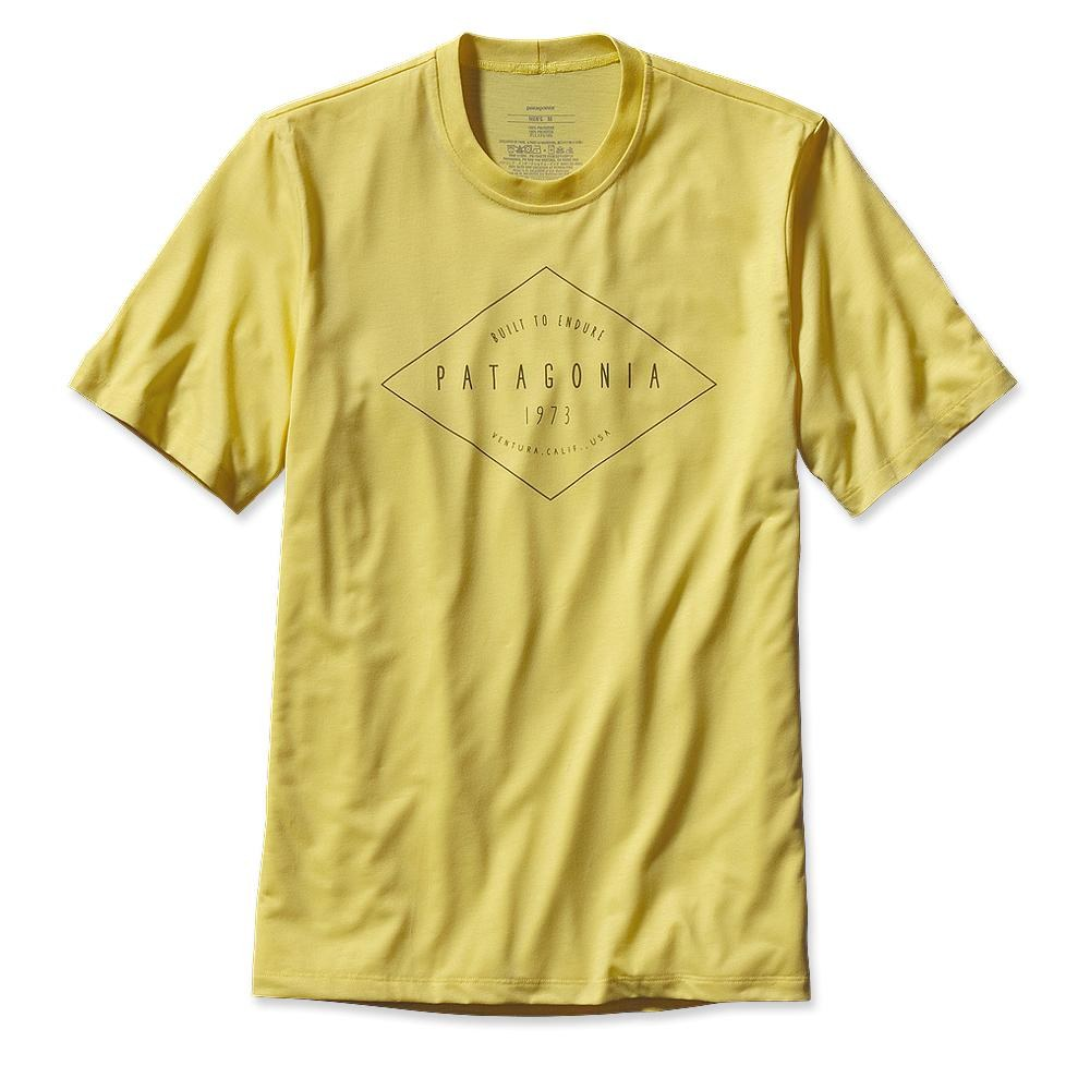 Patagonia Polarized T-Shirt Workwear Text: Pineapple-30