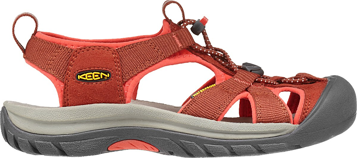 Keen Venice H2 Burnt Henna/Hot Coral-30