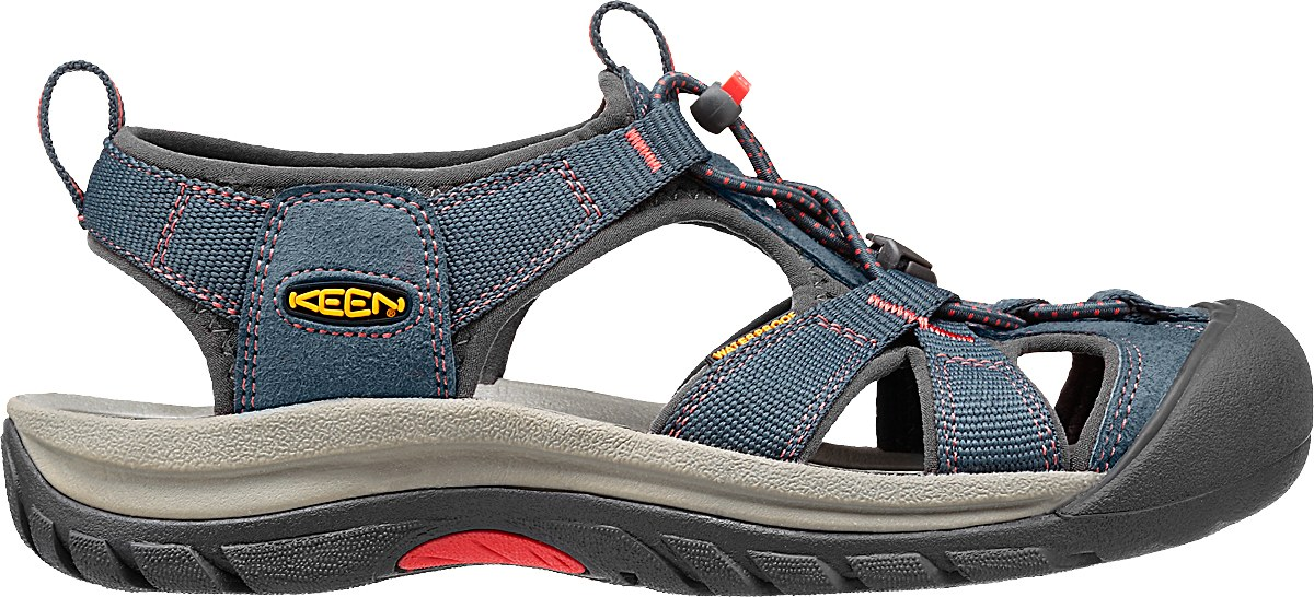 Keen Venice H2 8.5 Midnight Navy/Hot Coral-30