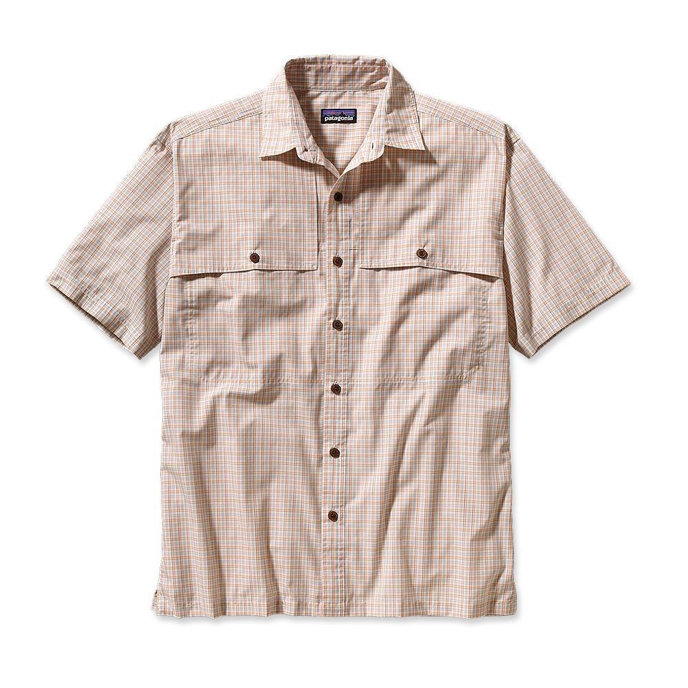 Patagonia Island Hopper Shirt Bahia: Mango-30