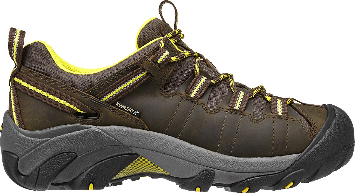 Keen Targhee II Black Olive/Green Sheen-30