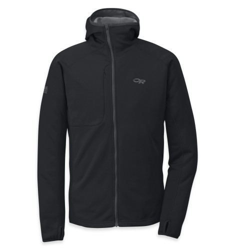 Outdoor Research Men´s Radiant Hybird Hoody Black-30