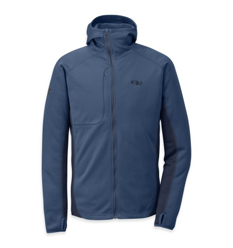 Outdoor Research Men´s Radiant Hybird Hoody Dusk/Night-30