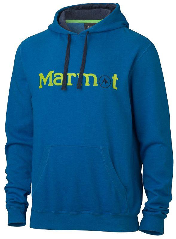 Marmot Marmot Hoody Peak Blue-30