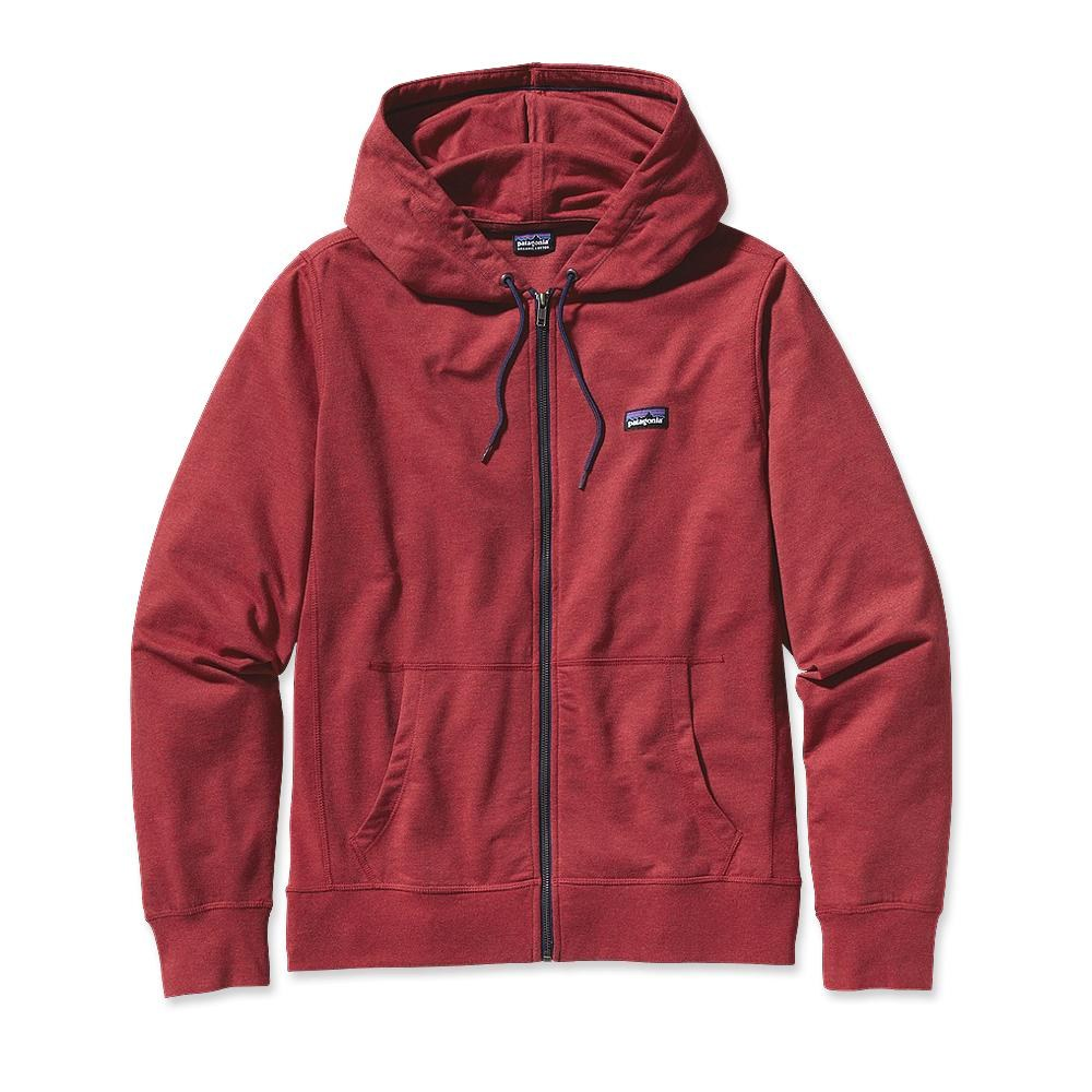 Patagonia Lightweight Full-Zip Hoody Wax Red-30