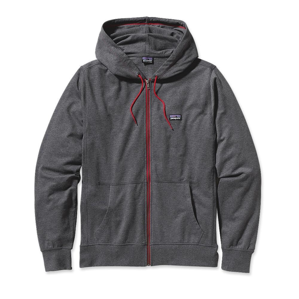 Patagonia Lightweight Full-Zip Hoody Forge Grey-30