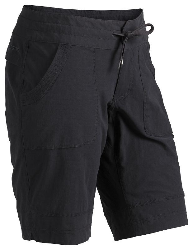 Marmot Wm's Leah Short Dark Steel-30