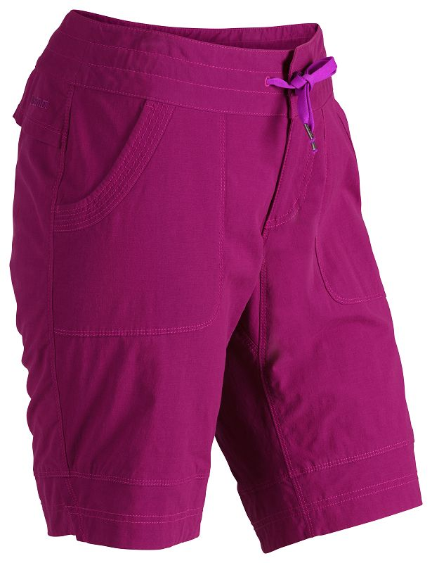 Marmot Wm's Leah Short Beet Purple-30