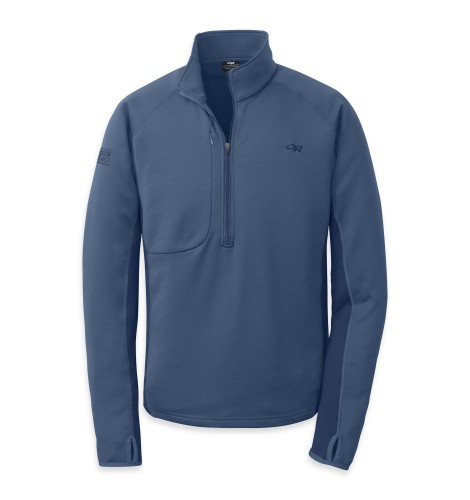 Outdoor Research Men´s Radiant Hybird Pullover 33B-DUSK/NIGHT-30
