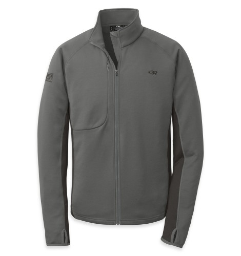 Outdoor Research Men´s Radiant Hybird Jacket 045-PEWTER/CHARCOAL-30