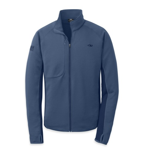 Outdoor Research Men´s Radiant Hybird Jacket 33B-DUSK/NIGHT-30