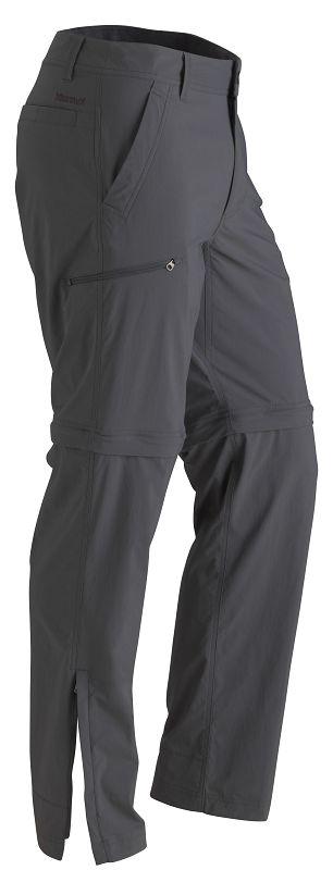 Marmot Transcend Convertible Pant Slate Grey-30