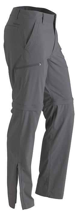 Marmot Transcend Convertible Pant Long Cinder-30