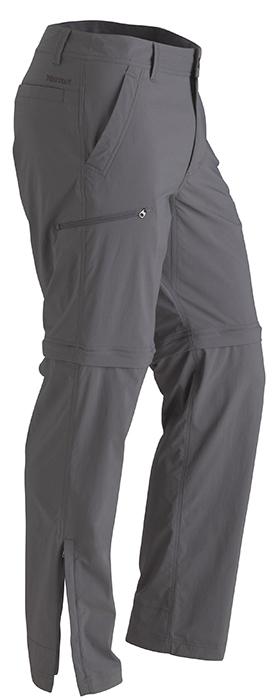 Marmot Transcend Convertible Pant Short Cinder-30