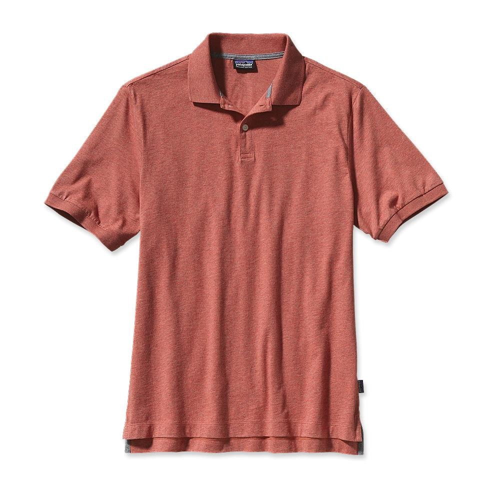 Patagonia Daily Polo Coral-30