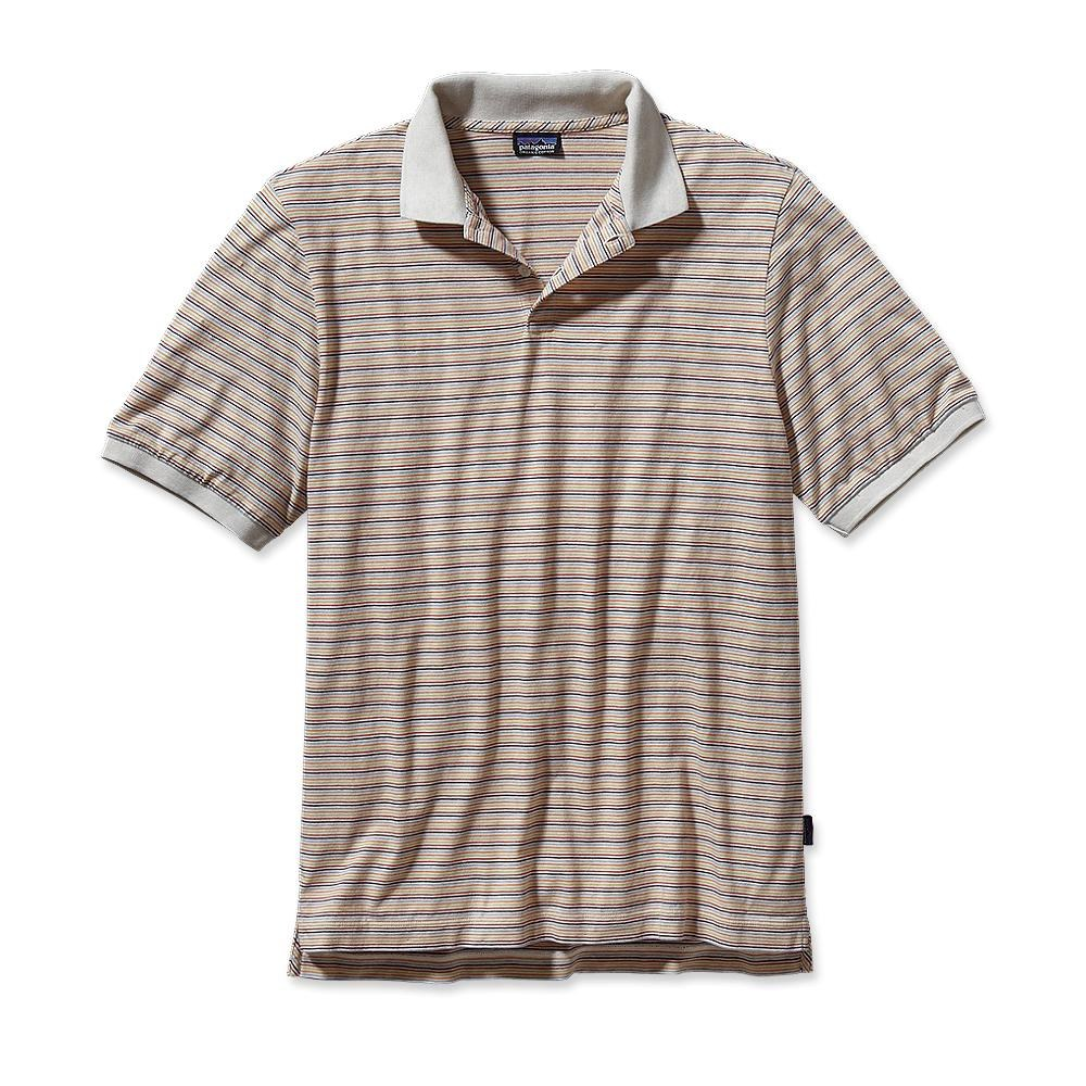 Patagonia Daily Polo Hildreth: Bleached Stone-30