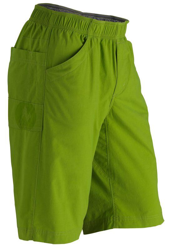 Marmot Mono Short Green Lichen-30
