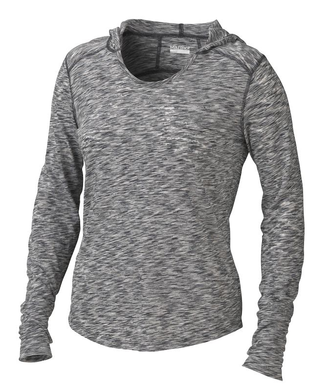 Marmot Wm's Natasha Burnout Hoody Black-30