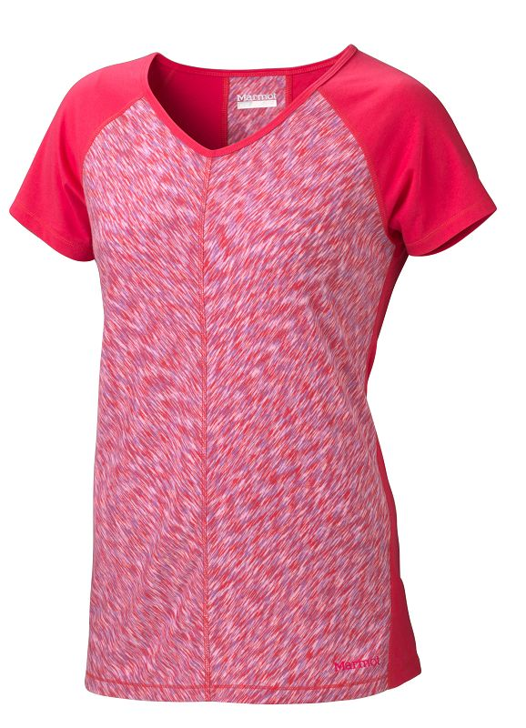 Marmot Wm's Bella SS Summer Pink-30