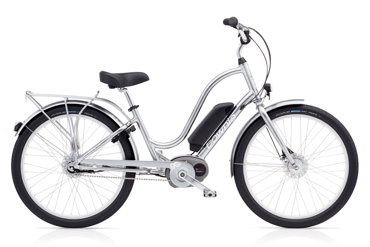 Electra Townie GO! 8i Bosch Ladies Polished Silver-30