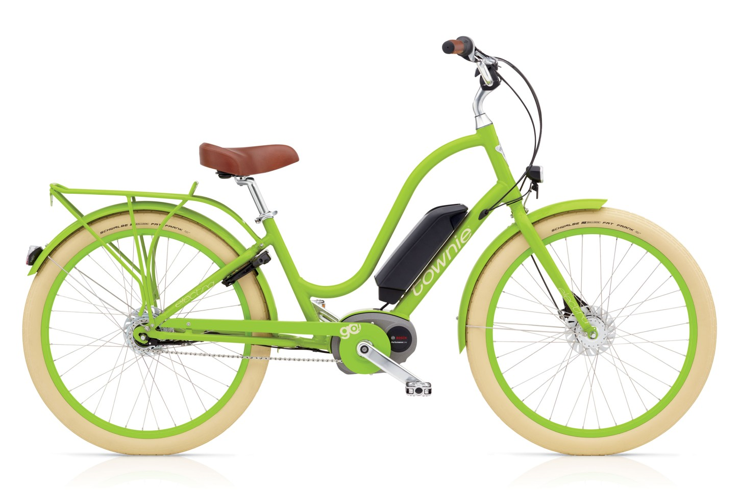 Electra Townie GO! 8i Bosch Ladies Lime-30